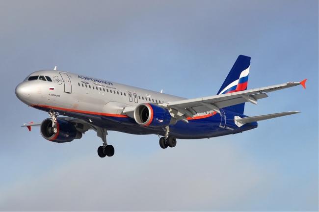 Aeroflot_Airbus_A320_Beltyukov