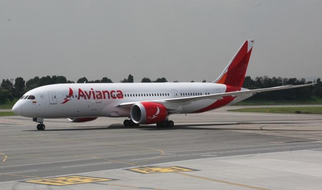Avianca-B787